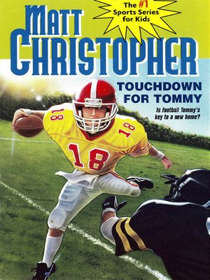 cover image of Touchdown for Tommy