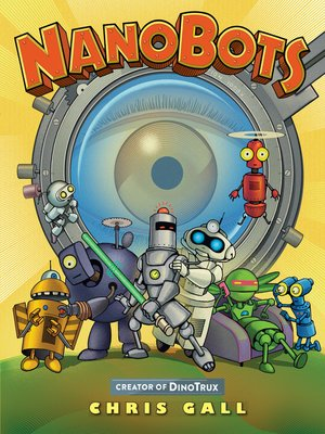 cover image of NanoBots
