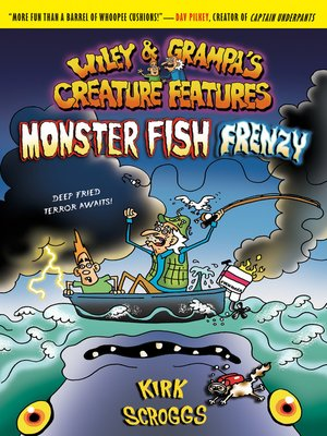 cover image of Monster Fish Frenzy