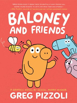 cover image of Baloney and Friends