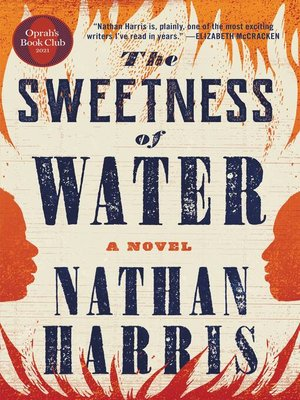 cover image of The Sweetness of Water (Oprah's Book Club)