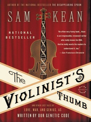 cover image of The Violinist's Thumb