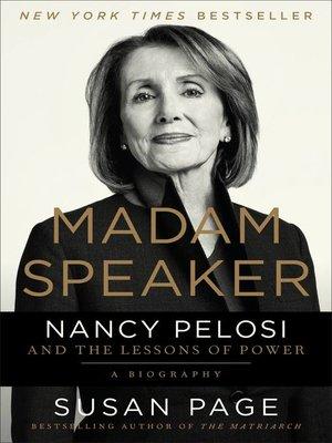 cover image of Madam Speaker