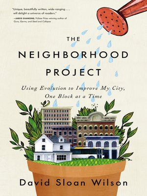 cover image of The Neighborhood Project