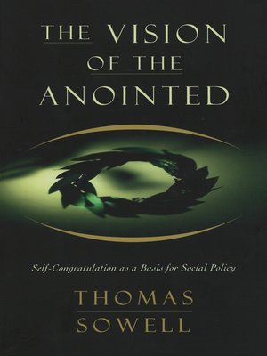 cover image of The Vision of the Anointed