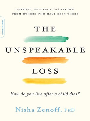 cover image of The Unspeakable Loss