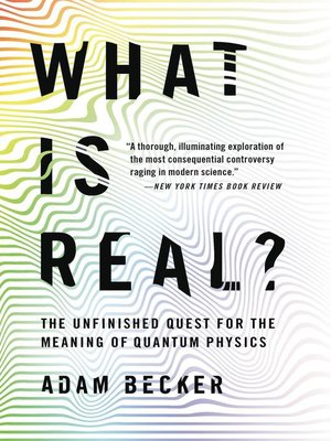 cover image of What Is Real?