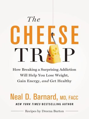 cover image of The Cheese Trap