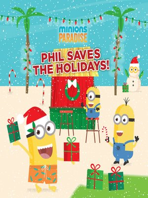 cover image of Phil Saves the Holidays!