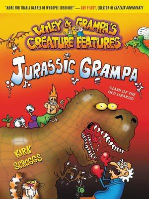 cover image of Jurassic Grampa