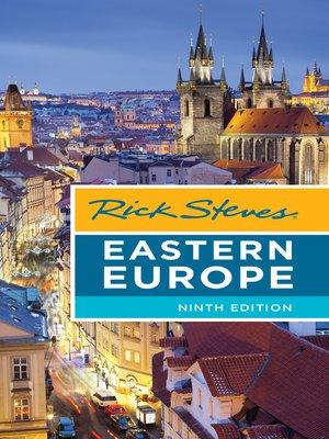 Rick steves guide to eastern europe