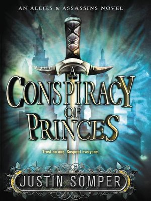 cover image of A Conspiracy of Princes