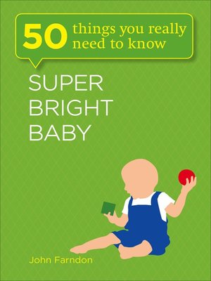 cover image of Super Bright Baby