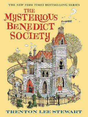 cover image of The Mysterious Benedict Society