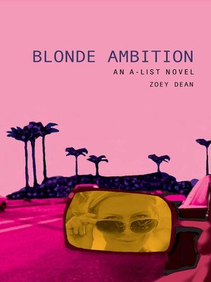 cover image of Blonde Ambition