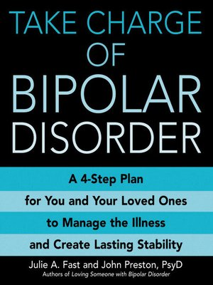 cover image of Take Charge of Bipolar Disorder