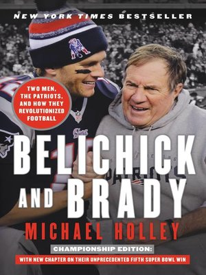 cover image of Belichick and Brady