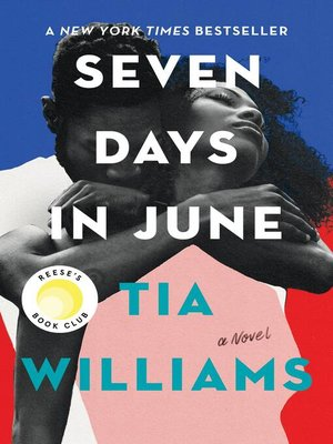 cover image of Seven Days in June