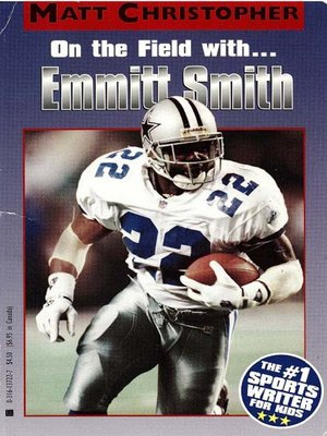cover image of Emmitt Smith