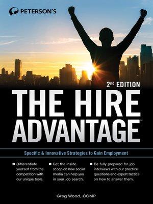 cover image of The Hire Advantage
