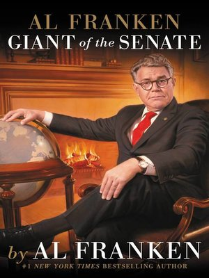 cover image of Al Franken, Giant of the Senate