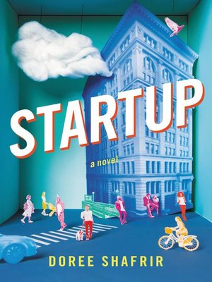 Cover image for Startup