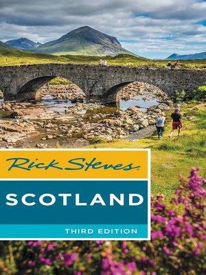 cover image of Rick Steves Scotland
