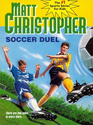 cover image of Soccer Duel