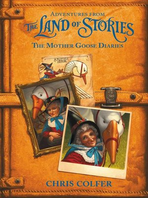 cover image of The Mother Goose Diaries