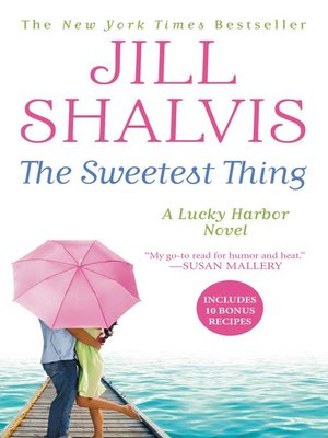 cover image of The Sweetest Thing