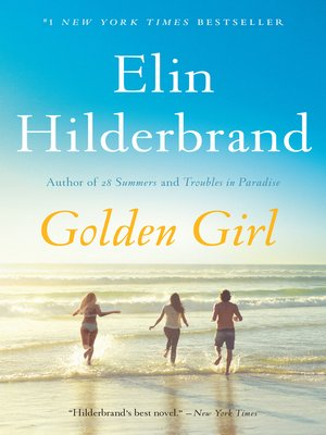 cover image of Golden Girl