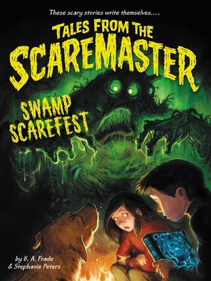cover image of Swamp Scarefest