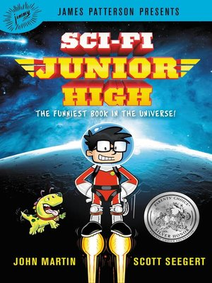 cover image of Sci-Fi Junior High