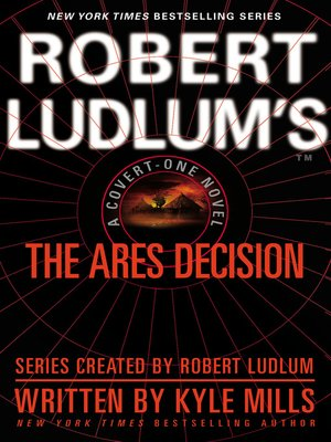 cover image of The Ares Decision