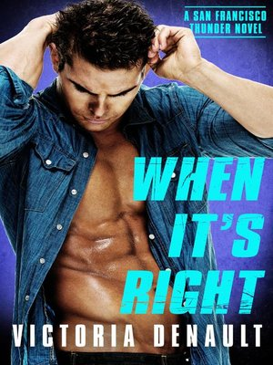 cover image of When It's Right