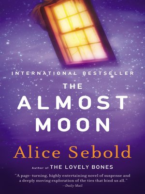 cover image of The Almost Moon