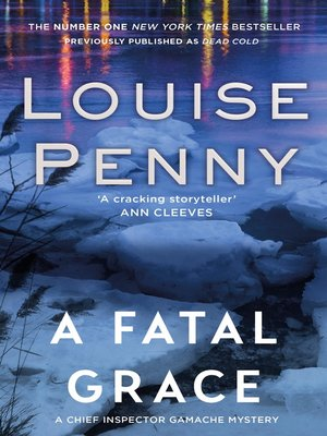 cover image of A Fatal Grace