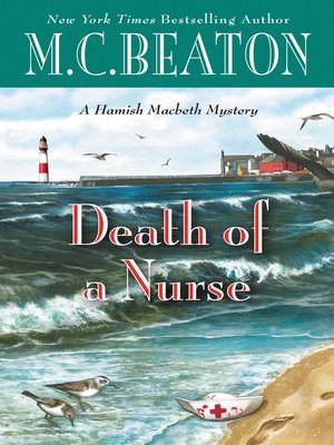 cover image of Death of a Nurse