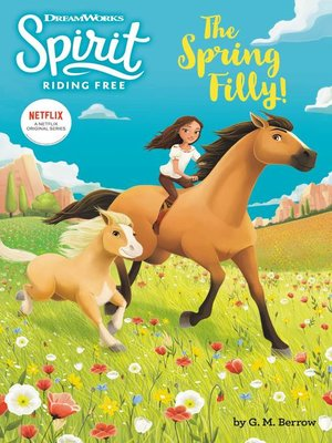 cover image of Spirit Riding Free