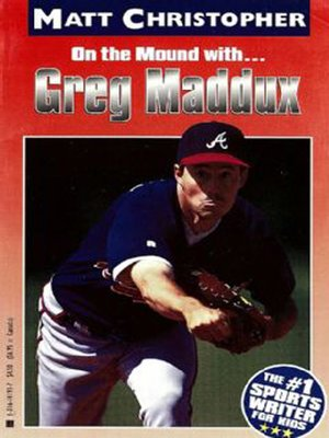 cover image of Greg Maddux