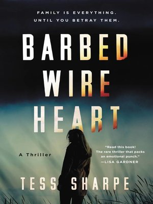 cover image of Barbed Wire Heart