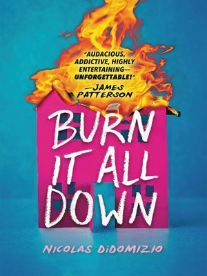 cover image of Burn It All Down