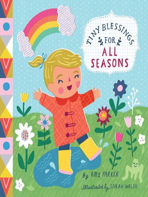 cover image of Tiny Blessings for All Seasons