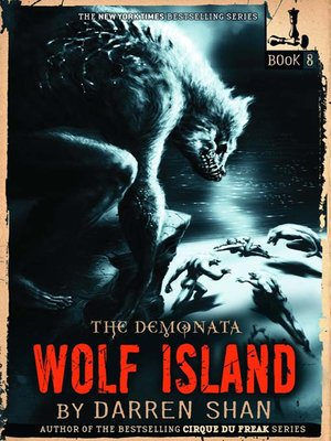 cover image of Wolf Island
