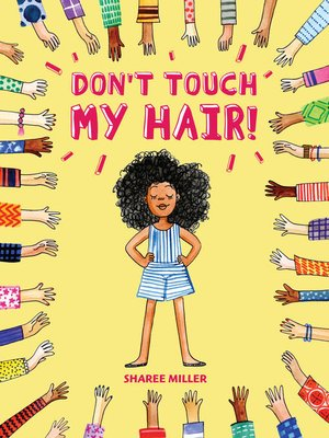 cover image of Don't Touch My Hair!