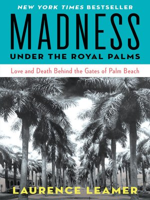 cover image of Madness Under the Royal Palms