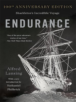 cover image of Endurance
