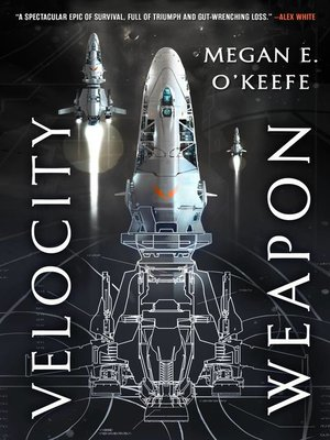 cover image of Velocity Weapon
