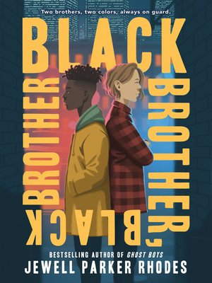 cover image of Black Brother, Black Brother