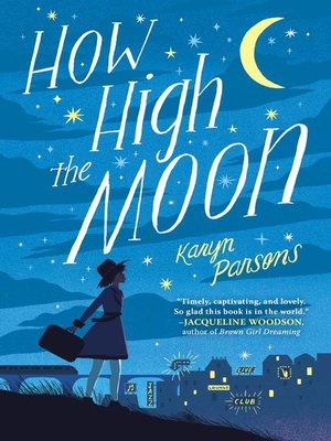 cover image of How High the Moon